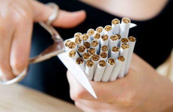 a dohányzásról való leszokás visszatér az egészséghez)