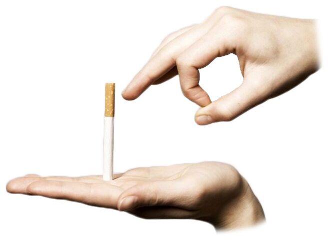 módszerek a dohányzás gyors leszokására kigyógyulnak a dohányzásból